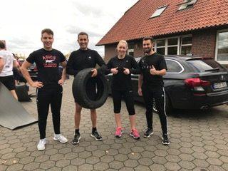 Sieg bei der Finke-Challenge 2018