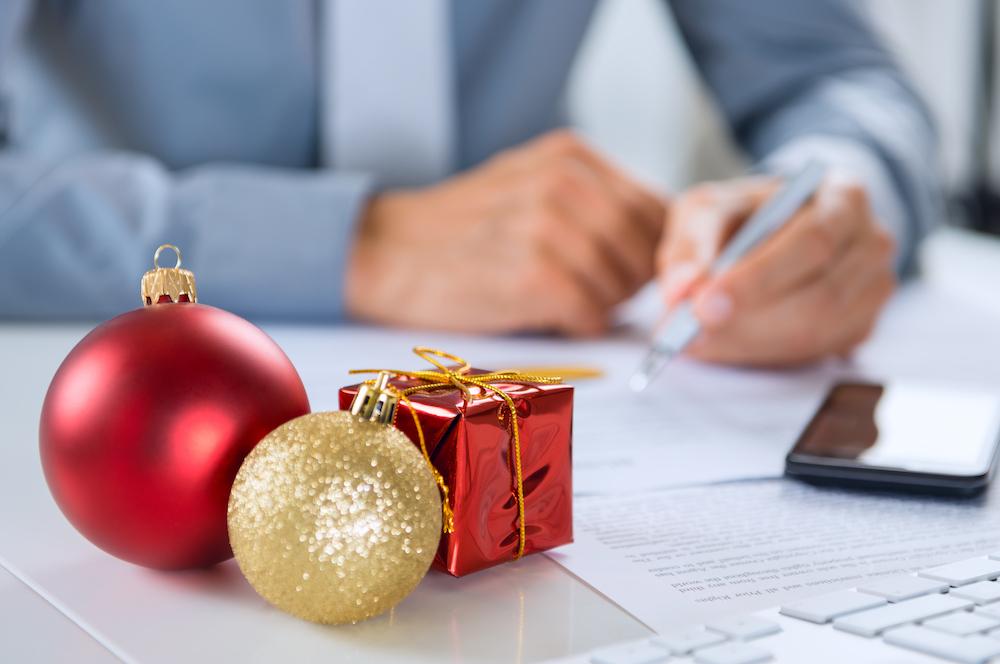 Weihnachtsgeschenke steuerlich absetzen
